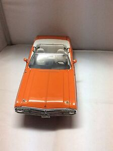 1971 Die Cast Dodge Charger Pace Car Indy 500 1:18 - New Price Peterborough Peterborough Area image 5