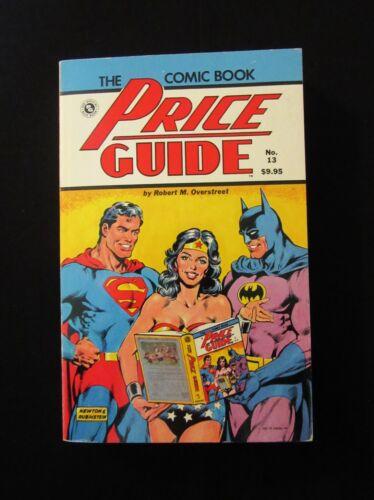 Overstreet Comic Book Price Guide #13-1983 VF/NM