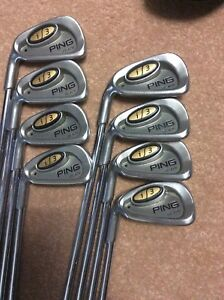 LH left hand Ping I3 blade 3-pw