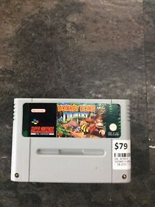 67959 - Donkey Kong Country SNES Dandenong Greater Dandenong Preview
