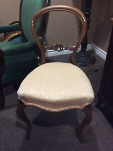 Beautiful antique accent chair