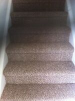 DEALS! INSTALLATION CARPET PAD INCLUDED (steps)