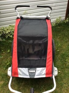 Chariot Cougar 2 Thule 2015