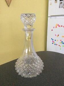 Crystal Wine Decanter - France Glendenning Blacktown Area Preview