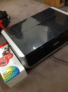 Canon Pixma iP5300 colour printer - with new inks Braybrook Maribyrnong Area Preview