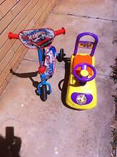 Toddler Scooter and Ride On Kensington Gardens Burnside Area Preview
