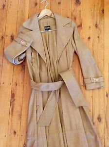 Ladies Long leather jacket Woolooware Sutherland Area Preview
