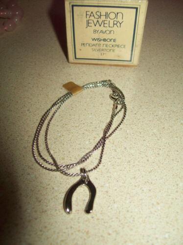 WISHBONE Necklace NEW by Avon