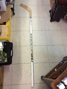 Nathan MacKinnon Memorial Cup Team signed stick