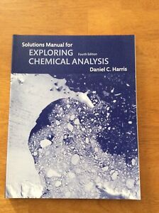Mohawk college exploring chemical analysis textbook