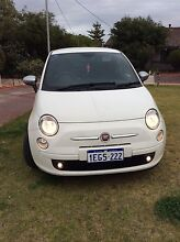 2013 Fiat 500 Hatchback Quinns Rocks Wanneroo Area Preview
