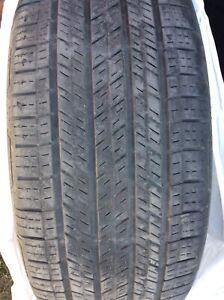 255/50R19 CONTINENTAL all-season tire 2