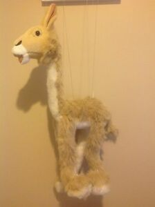 String Puppet-Llama marionette Carrum Downs Frankston Area Preview
