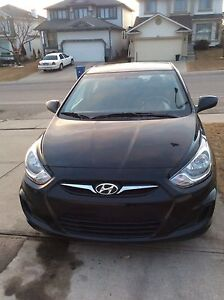 Hyundai Accent 2014 hatch back  **lowest price in the Market*