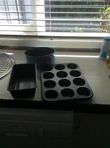 bread tin, cheesecake Tin and cupcake tin. All 3 for 10 Bayswater Bayswater Area Preview