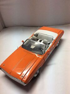 1971 Die Cast Dodge Charger Pace Car Indy 500 1:18 - New Price Peterborough Peterborough Area image 3