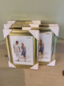 """5 NEW Picture Frames, 5"""" x 7""""!   PRICE:  $10"""