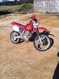 Honda Xr250 Geelong Geelong City Preview