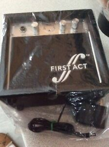 First act M104 guitar practice amplifier