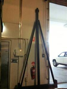 """""""A"""" frame Gantry Frenchs Forest Warringah Area Preview"""
