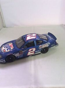 Diecast Racing Car Rusty Wallace #2 Miller Lite. Lower Price  Peterborough Peterborough Area image 2