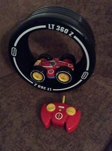 Little tikes rc tire twister remote control - like new