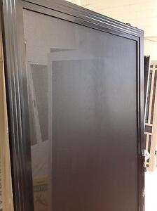 Brand new 600 h 610 w Aluminium sliding windows with screen  lots Smithfield Playford Area Preview