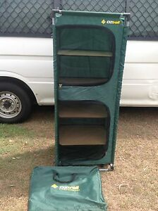 Oztrail camping folding shelf cupboard Point Vernon Fraser Coast Preview