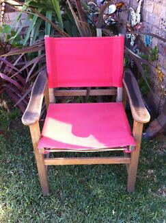 Wooden Outdoor Chairs Balcatta Stirling Area Preview