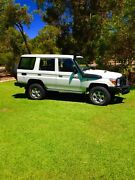 Toyota landcruiser  76 series Leschenault Harvey Area Preview