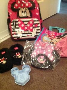 Minnie Mouse backpack bundle Salisbury North Salisbury Area Preview
