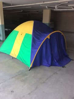 Stockman tents for 4 person dome tent (240X210cm) & stockman tent in Queensland | Gumtree Australia Free Local Classifieds