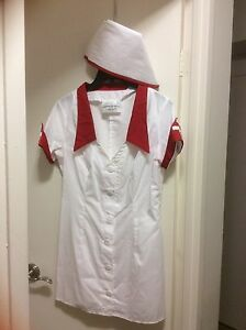 Adult Nurses costume