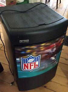 NFL Branded Bar Fridge