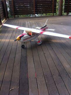 R/c plane (petrol)