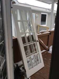 Two2 French doors