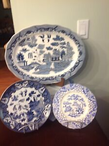 Hanging Willow Plate