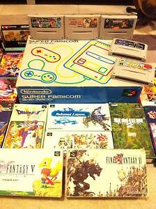 Super Famicon - Boxed Collection 24 Games Alkimos Wanneroo Area Preview