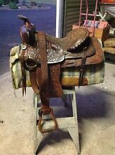 Western saddle Mount Beppo Somerset Area Preview