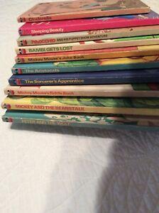 Hardcover Disney books