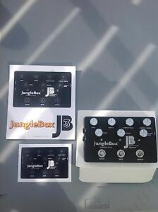 JANGLEBOX JB3 2 STAGE COMPRESSOR/ SUSTAINER..Price Reduced! Frankston South Frankston Area Preview