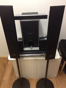 SONY dvd receiver  5 disc changer for
