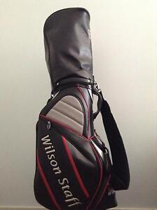 Wilson Staff Golf Staff/Cart Bag Clayton Monash Area Preview