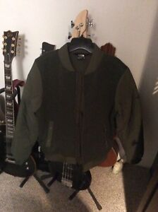 The north face bomber jacket for sale/trade