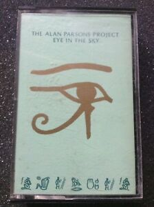 The Alan Parsons Project - Eye in the Sky - Audio Cassette