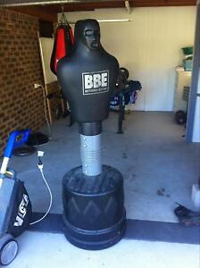 Free standing Britannia boxing man Ferny Grove Brisbane North West Preview