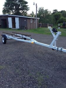 Heavy Duty BoatTrailer