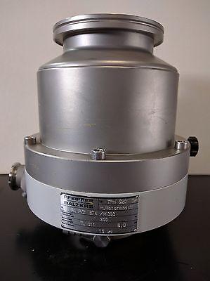 Pfeiffer Balzers Tph.520 M.motorabsch Turbo Molecular High Vacuum Pump