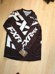 BRAND NEW FXR MEDIUM JERSEY