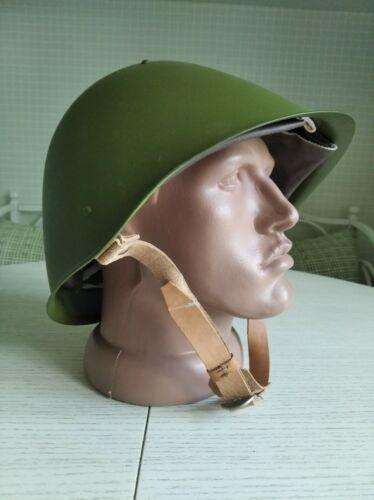 SIZE 3 Original Russian Military Soviet Army SSH-68 type Steel Helmet